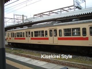 桜井駅電車