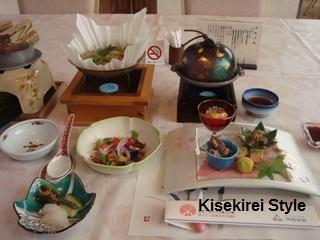 神宮会館夕食6