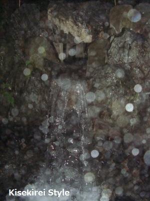 椿大神社のかなえ滝