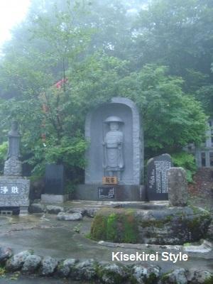 湯殿山神社お地蔵さん