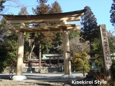 【その5】丹生川上神社下社#2 Feb 2013