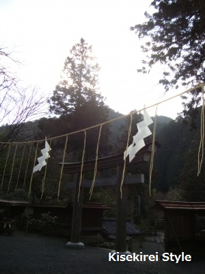 丹生川上神社下社5