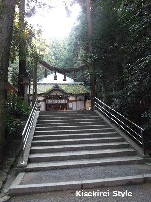 【その10】大神神社 Part 3 狭井神社  6th Nov, 2013