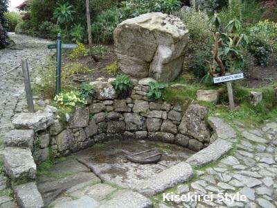 巨人の井戸