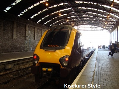 Penzance Train