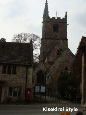 セントアンドリュー教会