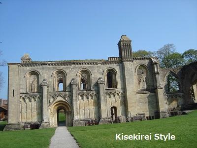 【13】セント・マイケルズ・レイラインへの旅 / グラストンベリー・Glastonbury Abbey