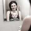 鏡を磨いて運を磨く
