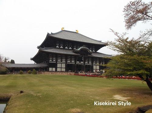 東大寺大仏殿1