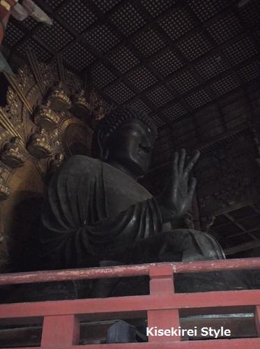 奈良の大仏さんに会いに行った~東大寺 大仏殿 16th April, 2014