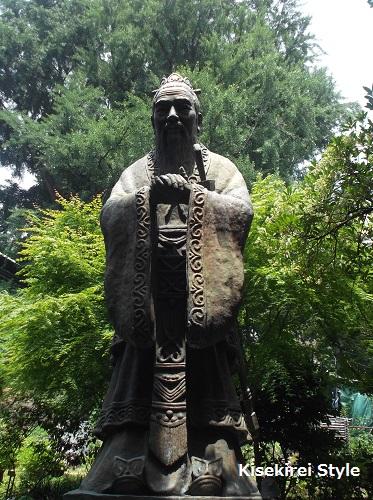 世界最大の孔子像はここにある~湯島聖堂に行ってきた