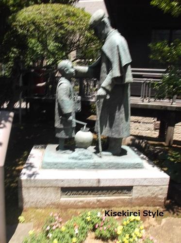 乃木神社参拝後、旧乃木邸にも行ってみた
