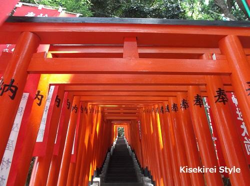 山王日枝神社に行ってみた
