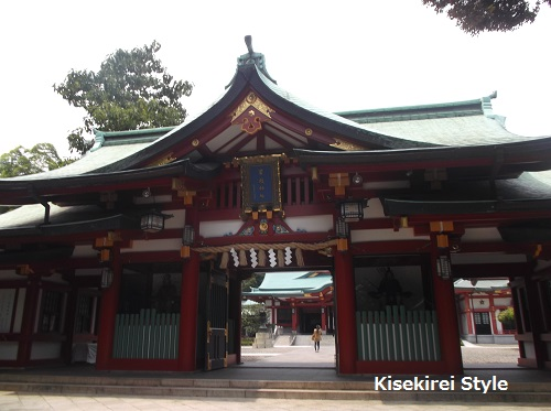 日枝神社10