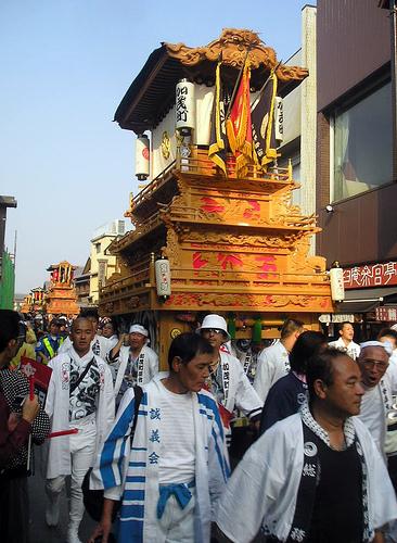 伊勢神宮で10月15日に行われる「神嘗祭奉祝・初穂曳」に特別神領民として参加する方法