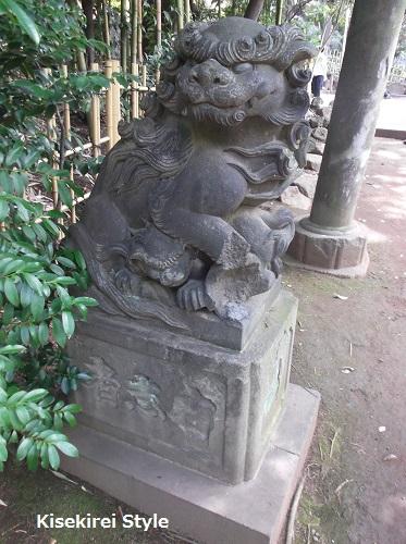 渋谷氷川神社3