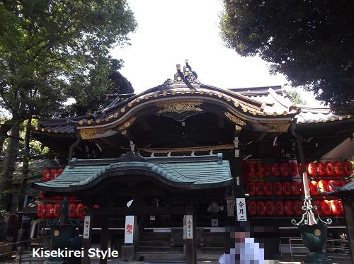 赤坂豊川稲荷20140921-6