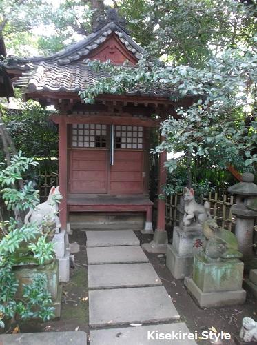 渋谷氷川神社19