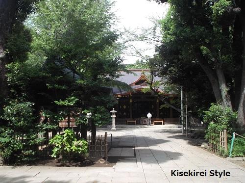 渋谷氷川神社20