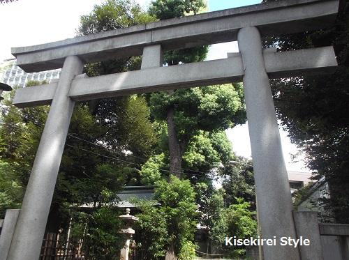 渋谷氷川神社10