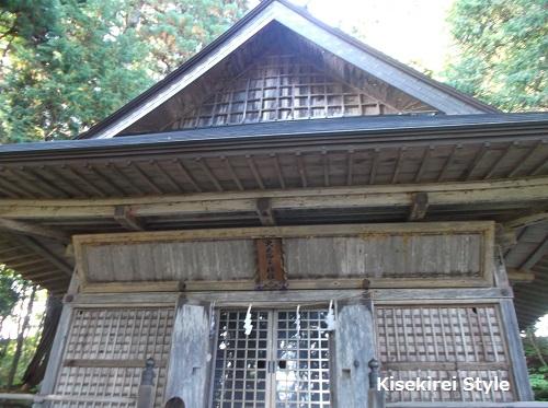 神道を歩いて火之御子社に行ってみた