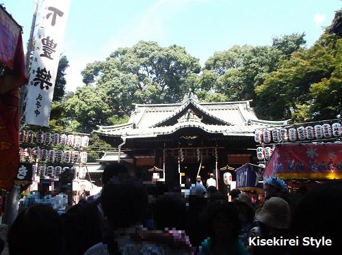 代々木八幡宮 例大祭2014-4
