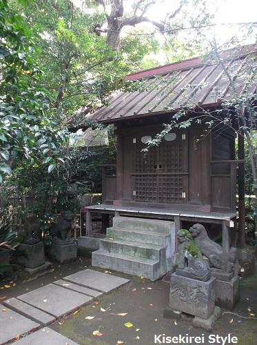 渋谷氷川神社18