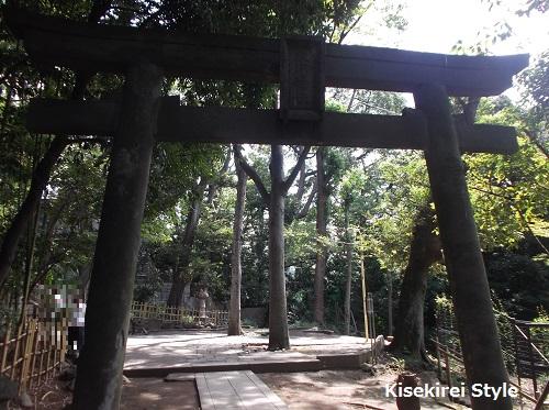 渋谷氷川神社4