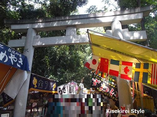 代々木八幡宮 例大祭2014-3