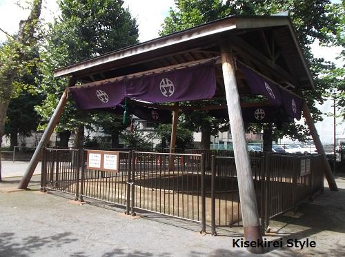 渋谷氷川神社21