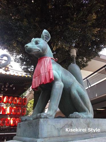 赤坂豊川稲荷20140921-5