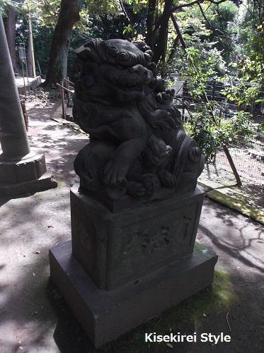 渋谷氷川神社2