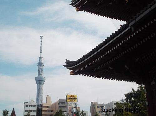 【その2】何故か龍だらけの浅草寺に行っていた
