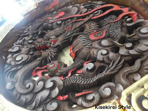 【その1】何故か龍だらけの浅草寺に行っていた