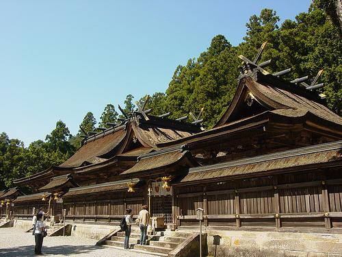 「お伊勢さんからもうひとつの聖地へ~熊野古道」を見て聖と俗について考えた