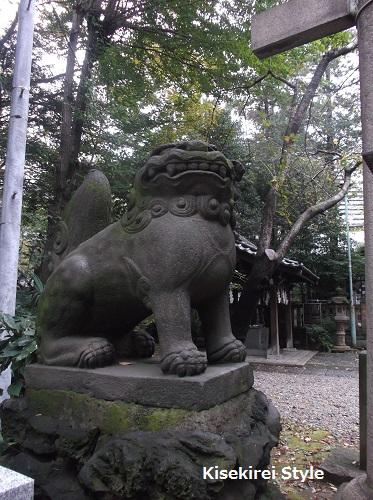 西久保八幡神社5
