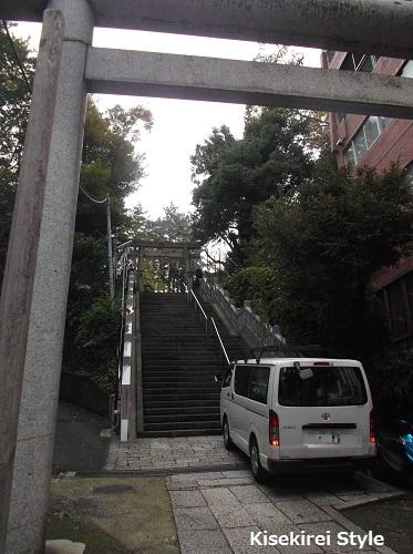 西久保八幡神社3