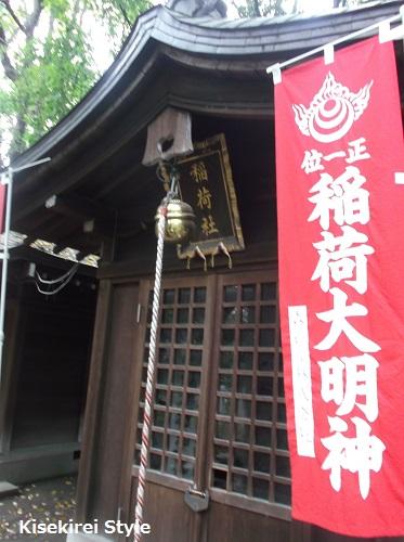 西久保八幡神社14