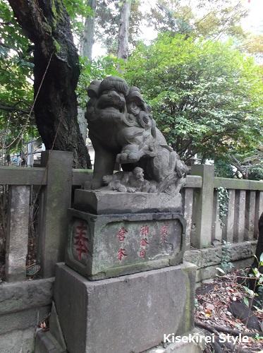 西久保八幡神社9
