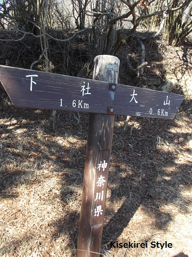 大山阿夫利神社本社2-1
