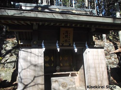 大山阿夫利神社下社34