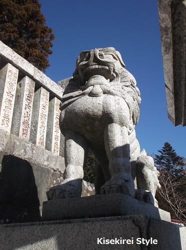 大山阿夫利神社下社12