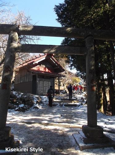 大山阿夫利神社本社2-8