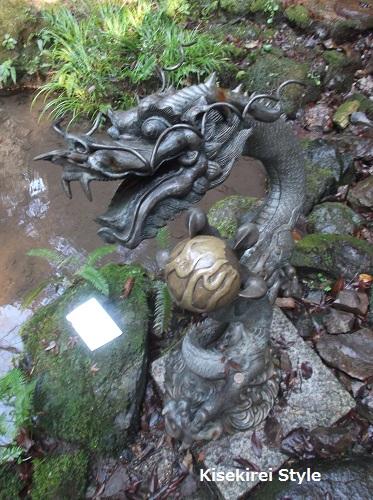 鞍馬山/魔王の滝
