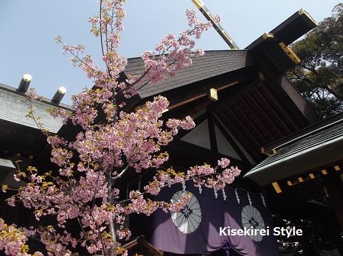 東京大神宮16