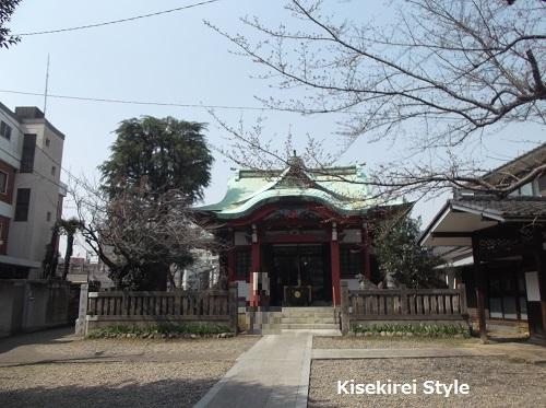 筑土八幡神社19