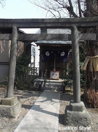 筑土八幡神社13