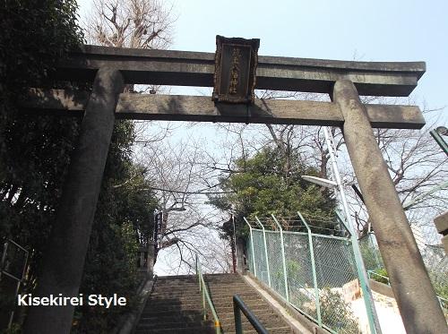 筑土八幡神社10