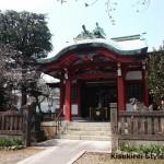 筑土八幡神社に行ったら白鷹が飲みたくなった