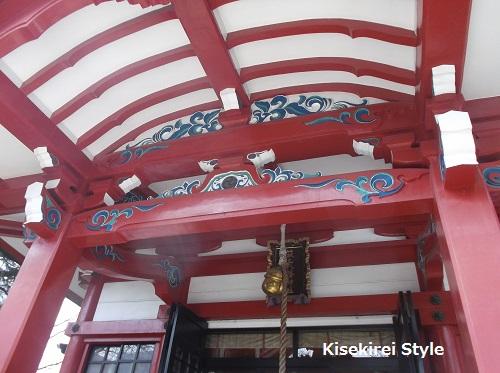 筑土八幡神社17